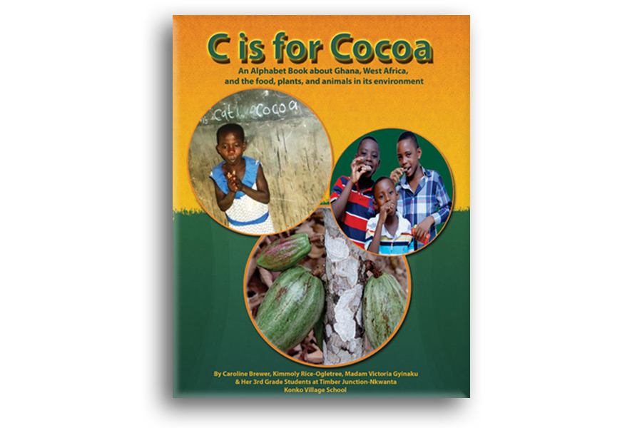 C is for Cocoa